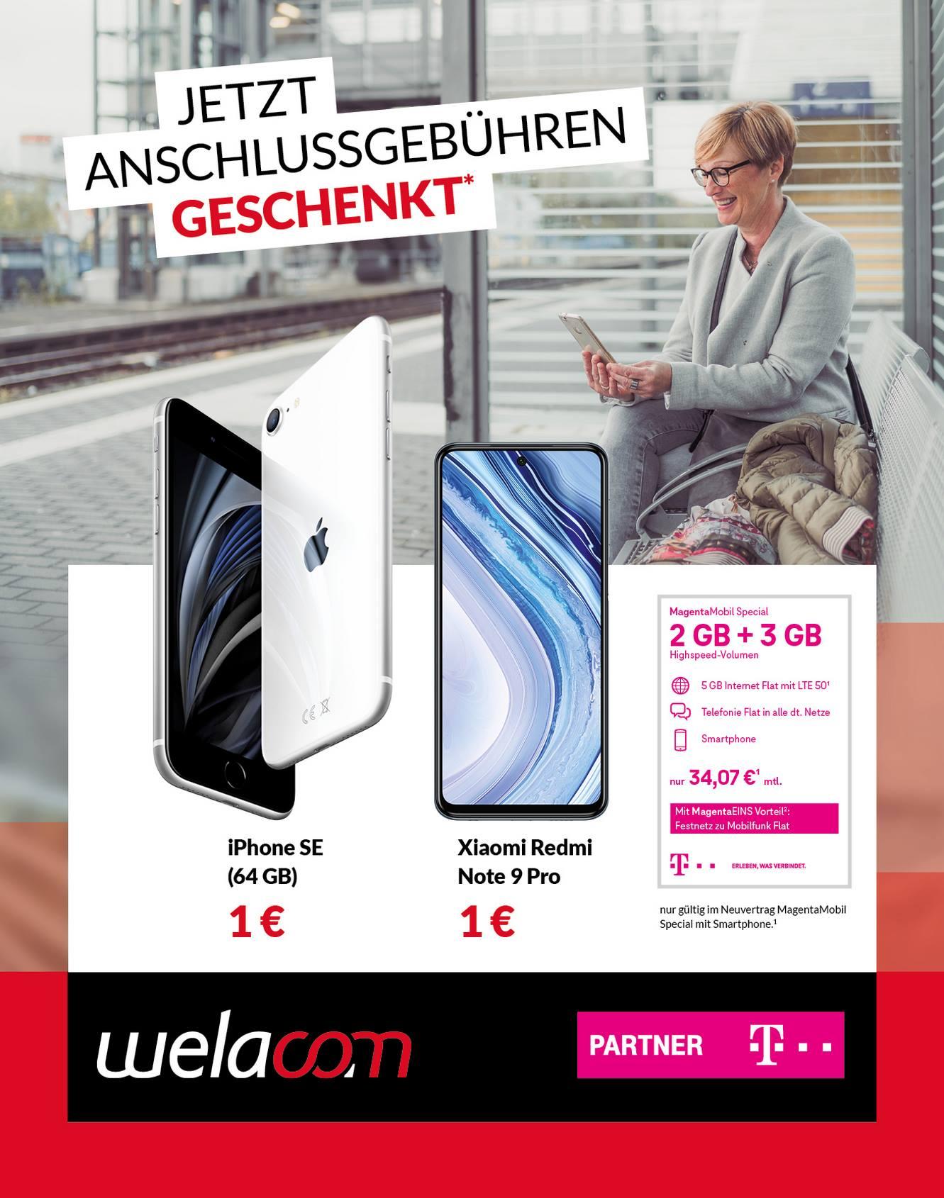 Super Aktion Telekom Ahaus Welacom