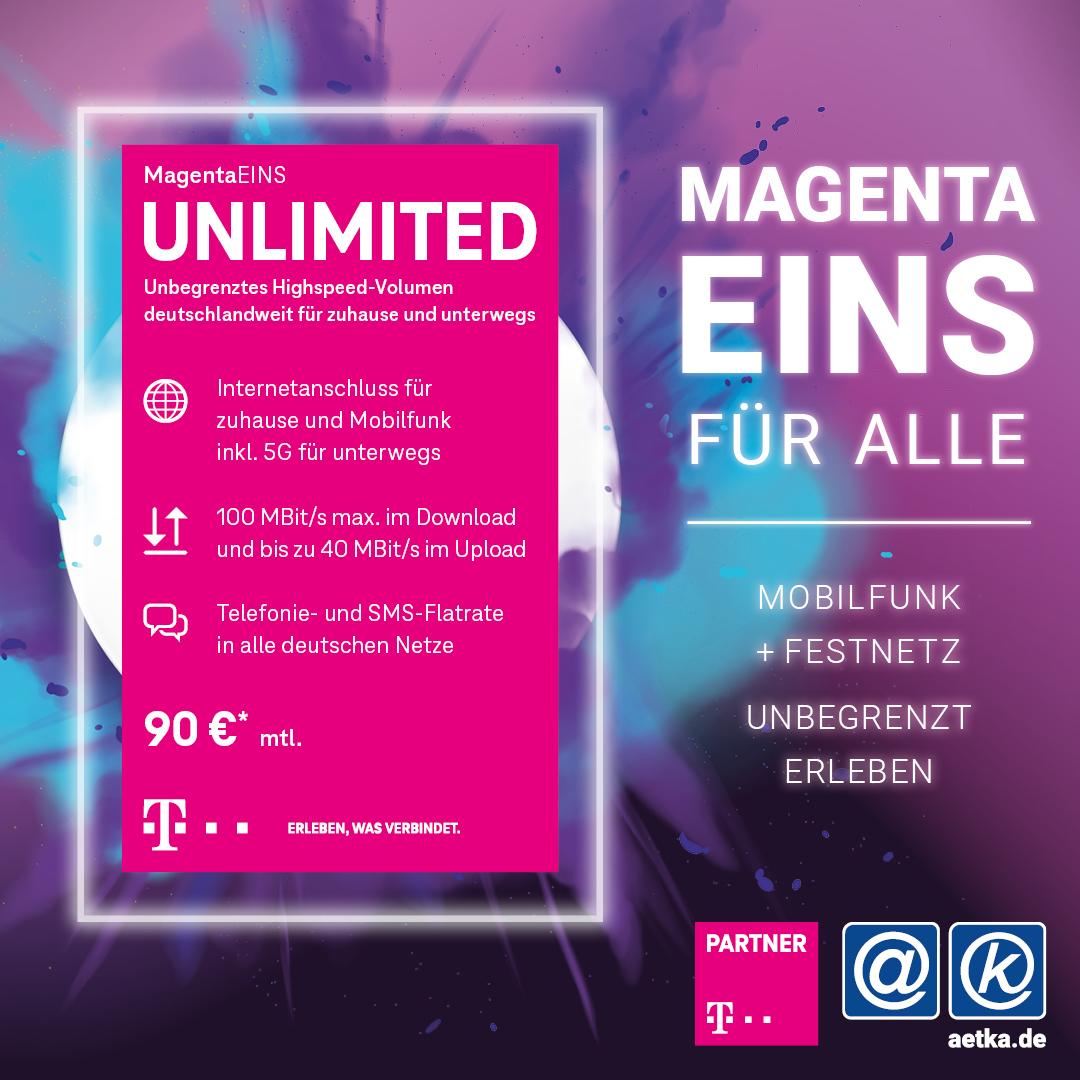 Pink Days Weölacom Telekom Magenta Eins 1 für alle